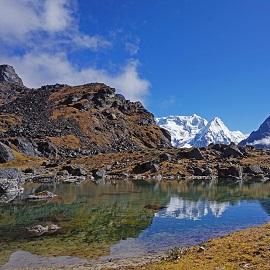 Trek Annapurnas Lac Tilicho