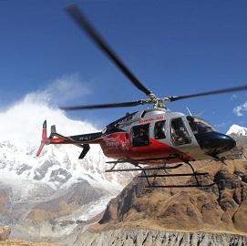 Everest trek de Luxe