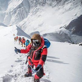 Everest et Lhotse Expédition