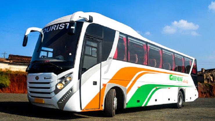 Greenline Tourist Bus