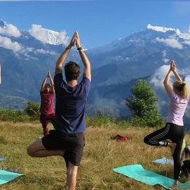 Everest Yoga Trek