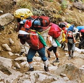 Trek tour du Dhaulagiri