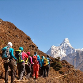 Balcon de l'Everest